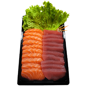 Foto Sashimi menu 1 persoon